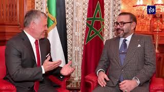 جلالة الملك والملك محمد السادس يؤكدان أن الدفاع عن القدس أولوية قصوى - (28-3-2019)