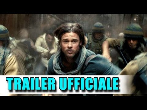 World War Z Trailer Italiano Ufficiale