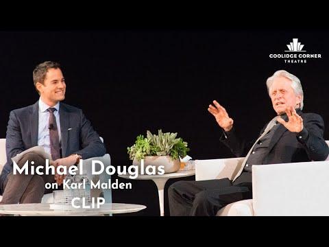 Michael Douglas on