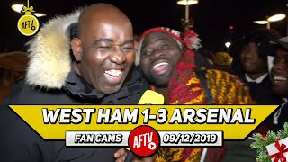 West Ham 1-3 Arsenal | Give Martinelli A Lifetime Contract! (Kelechi)