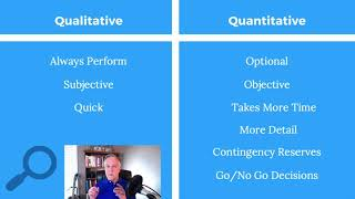 Qualitative and Quantitative Risk Analysis: What's the Difference?