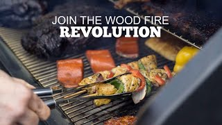Join The Wood Fire Revolution | Green Mountain Grills Prime