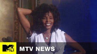 Whitney Houston Sings To Bobbi Kristina Backstage At VH1 Honors | MTV News