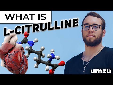 What Is L-citrulline