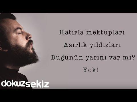 Cihan Mürtezaoğlu - Hatırla Mektupları (Official Lyric Video)
