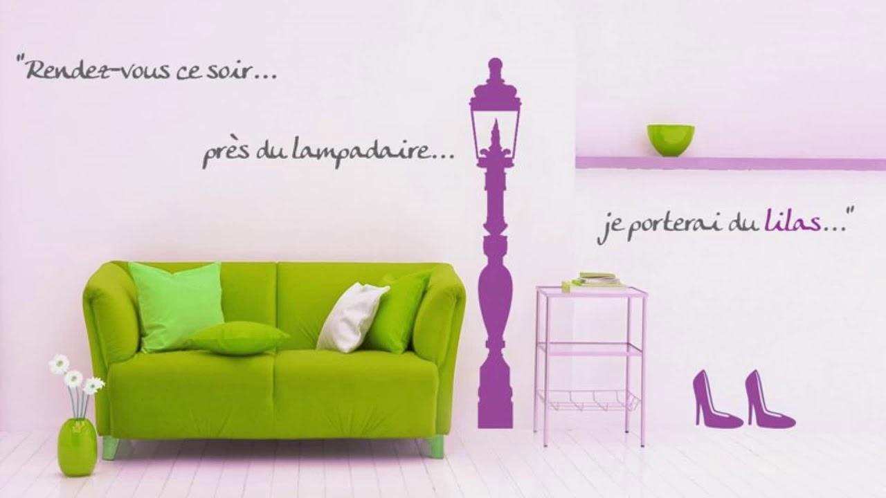 stickers meuble cuisine uni youtube. Black Bedroom Furniture Sets. Home Design Ideas