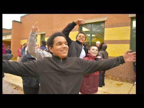 Barker Middle School Egg Crash Finale 11/12/18