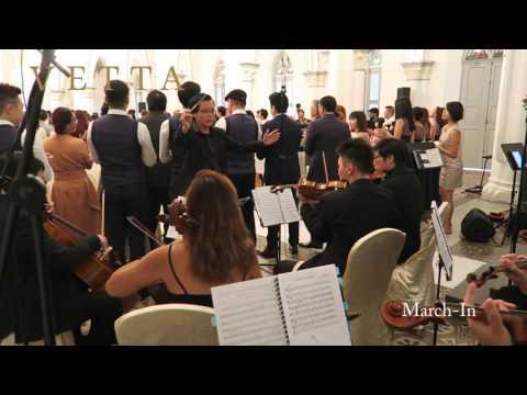Aeon Cinderella  String Ensemble  Orchestra Singapore