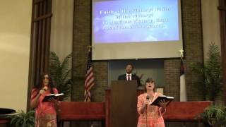 Hymn #608- Faith Is the Victory 6-27-15