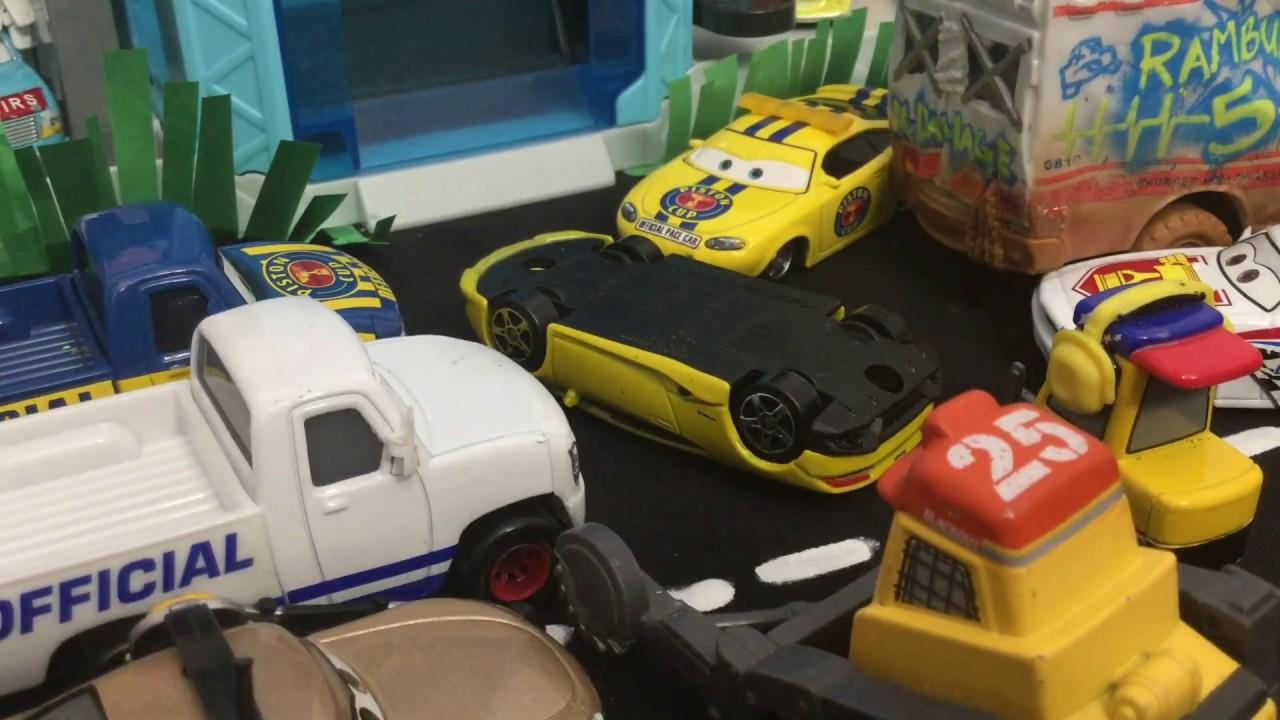 cars 3 rust eze adventures season 3 ep 11 unexpected events youtube