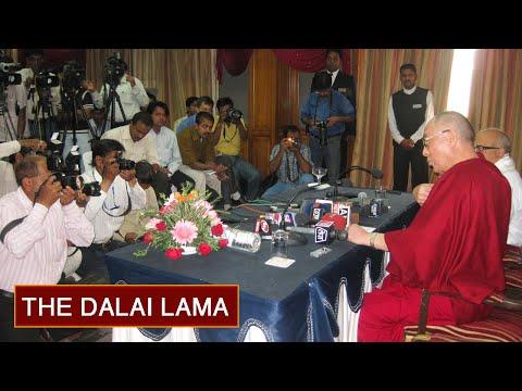 Press Meeting - Bhopal - March 18th, 2010 - The Dalai Lama