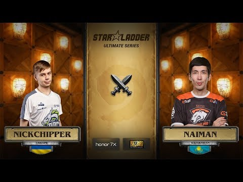 NickChipper vs Naiman, StarLadder Hearthstone Ultimate Series