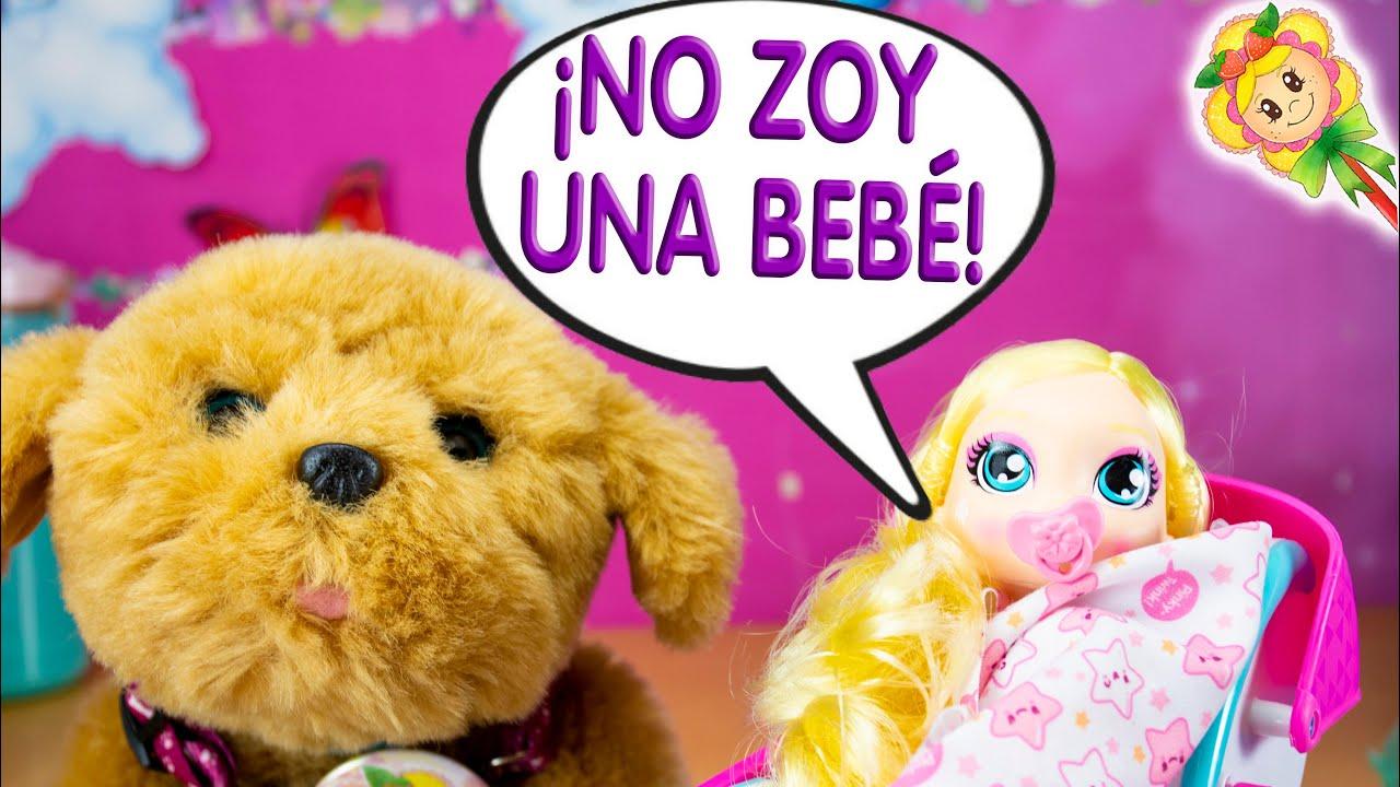 🧚🏻♀️Rutina de noche de las BFF, la bebé Lily no quiere dormir 🙈 Brownie le regala cosas de bebé