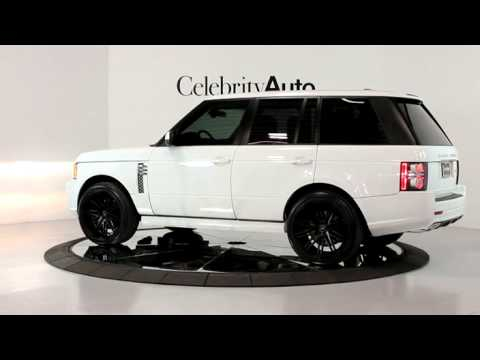 2012 LAND ROVER RANGE ROVER AUTOBIOGRAPHY - YouTube