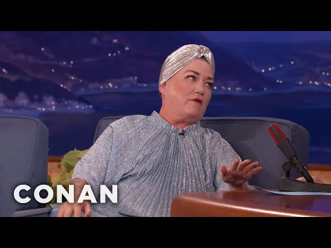 Lea DeLaria Wants To Be Part Of Cars Land  - CONAN on TBS