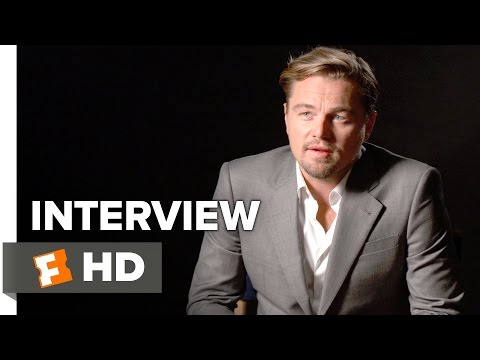The Revenant Interview - Leonardo DiCaprio (2015) - Tom Hardy Movie HD