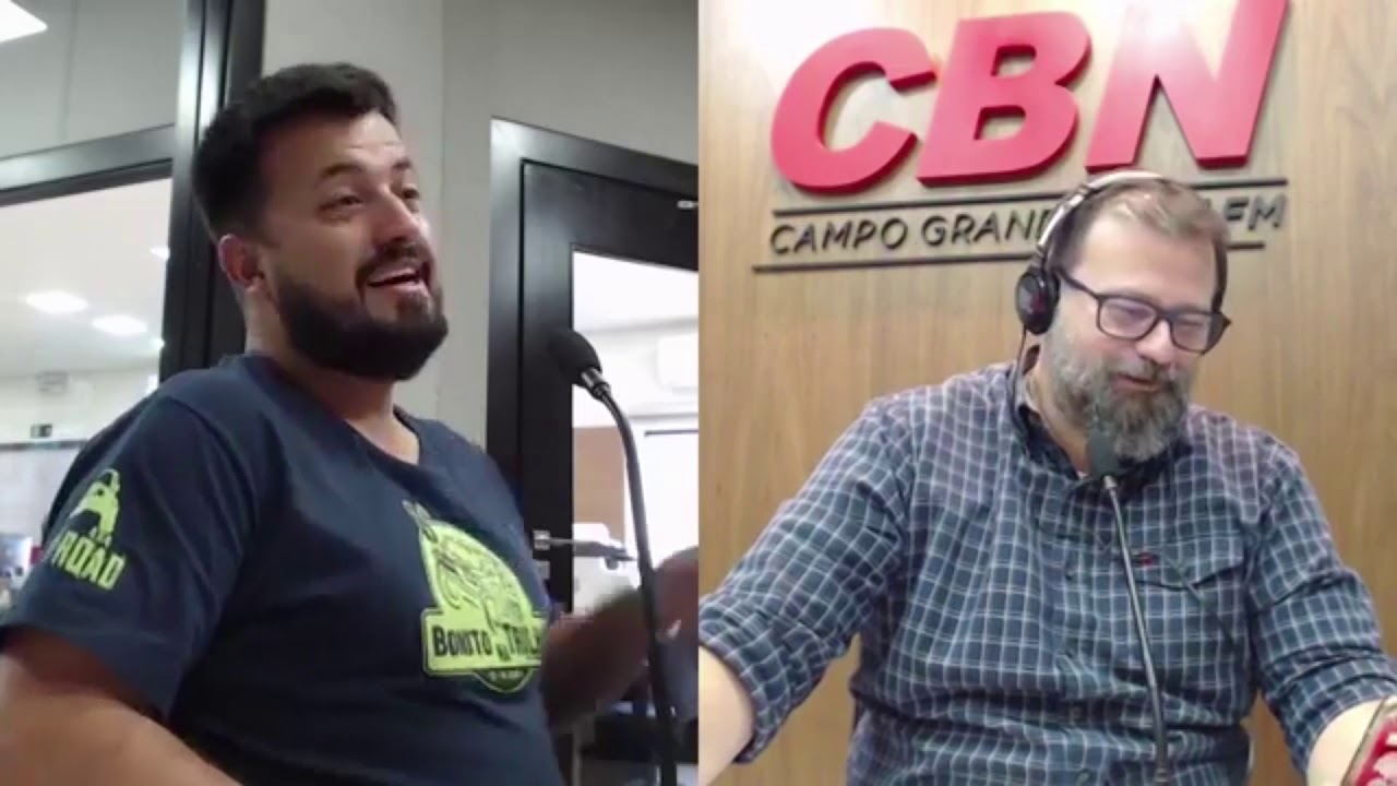 CBN Motors (08/06/2019) - com Paulo Cruz