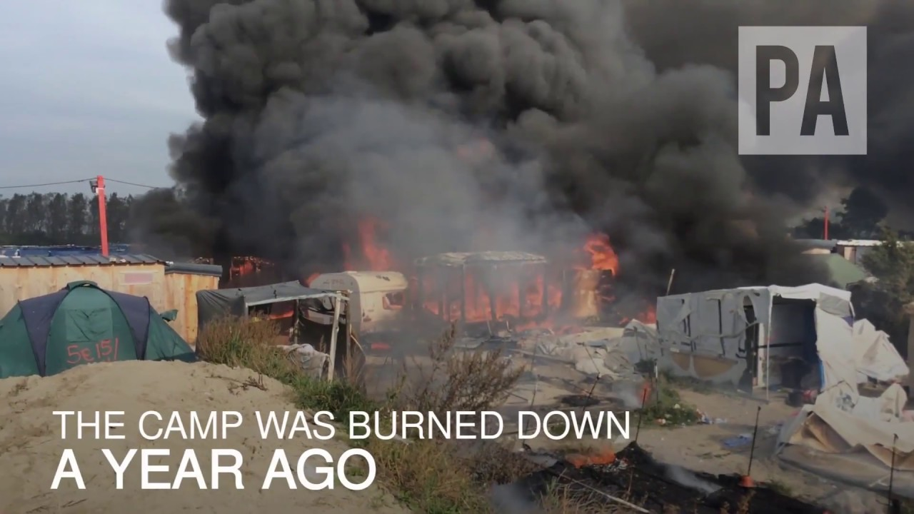 Calais camp demolished: What is migrant life like one year on?