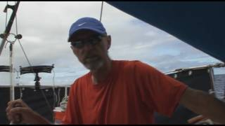 Sailing Across the Pacific - Day 15: Cool Running