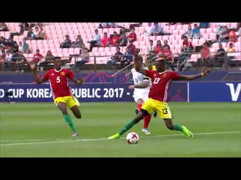 Match 14: England v. Guinea - FIFA U-20 World Cup 2017