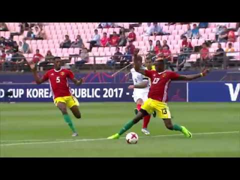 Match 14: England v. Guinea - FIFA U-20 World Cup 2017