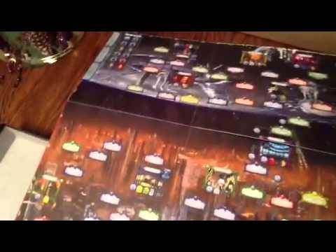 Board Game Unboxing: Android