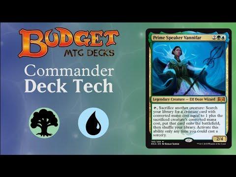 Budget Prime Speaker Vannifar - EDH/Commander TOOLBOX