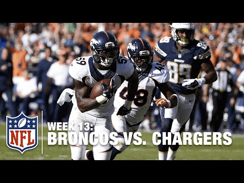 Philip Rivers Throws a Pick Six to Danny Trevathan!   Broncos vs. Chargers   NFL