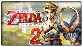 THE LEGEND OF ZELDA TWILIGHT PRINCESS HD Part 2: Die Ziegen sind los