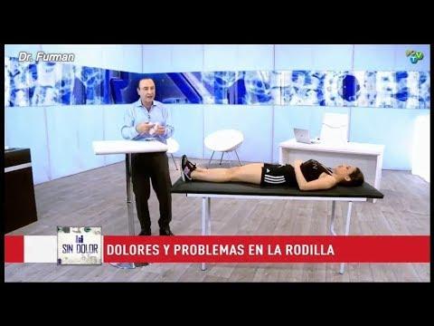 DOLORES Y PROBLEMAS DE RODILLAS