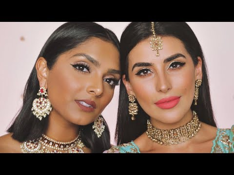 Indian Wedding Makeup With Deepica Mutyala