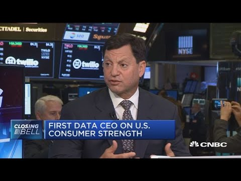 First Data CEO: Clover established itself as dominant figure in e-commerce industry