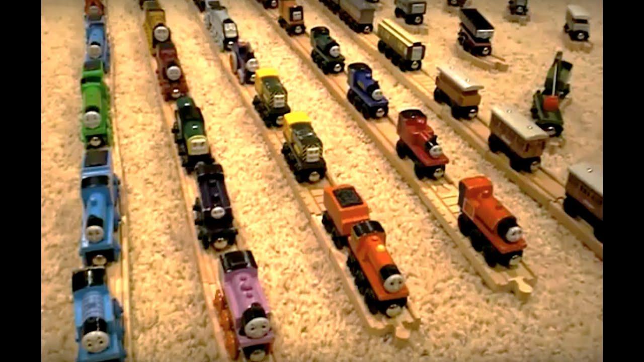Thomas Wooden Railway Collection 1 Youtube