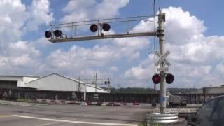 41st street railroad crossing 2 birmingham al north side
