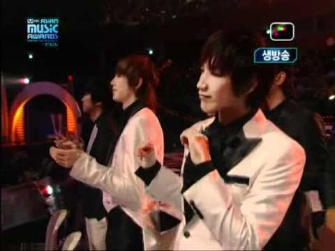 meet asian music awards 2009