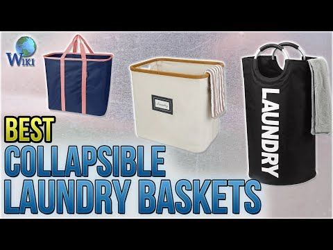 10 Best Collapsible Laundry Baskets 2018