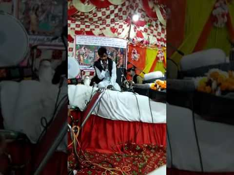 Kamal kishor live Bhajan Faridhabad