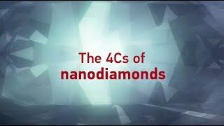 The 4Cs of nanodiamonds thumbnail
