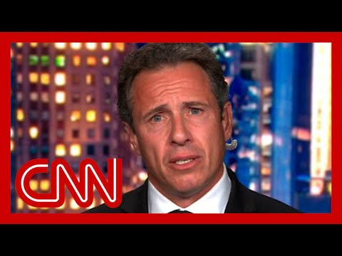 Chris Cuomo: We are stuck in an 'IDK, WTF' cycle