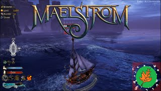 MAELSTROM Gameplay (No Commentary) / Episode 1 - Cinder