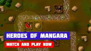 Heroes of Mangara · Game · Gameplay