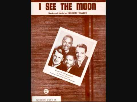 The Mariners - I See the Moon (1953)