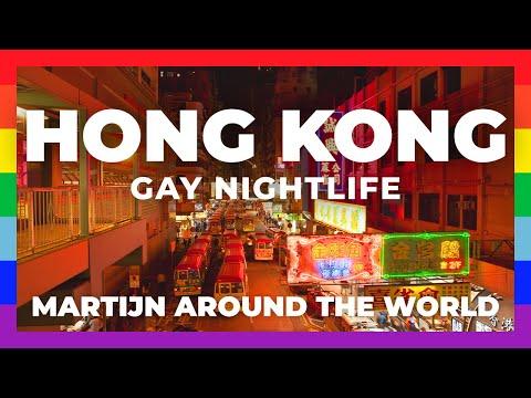 GAY Hong Kong Travel // Exploring Gay Nightlife Hong Kong