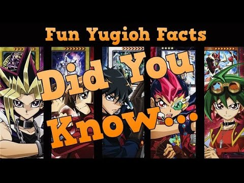 Did You Know Fun Yugioh Facts (With GalacticGod)