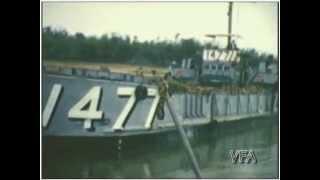 Vietnam War Home Movies U-Boat Ops 1966-68 YFU-58 I-Corps Hue Cua Viet Dong Ha