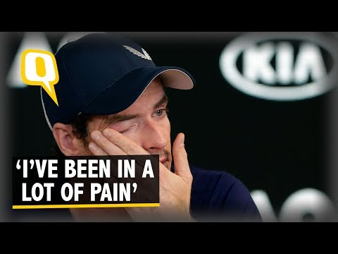Tearful Murray Reveals Retirement Plan, Aus Open Could Be Last Bow | The Quint