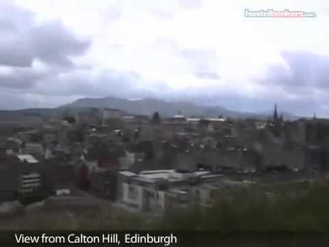 Travel Guide - Calton Hill Panorama