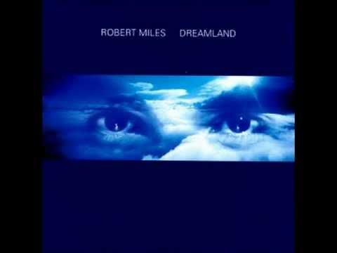 Robert Miles-Children (Dream Version) with Rain Background