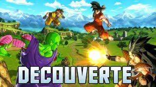 Un MMORPG DRAGON  BALL Online ?! Gameplay - Test - Avis et Présentation [Français]