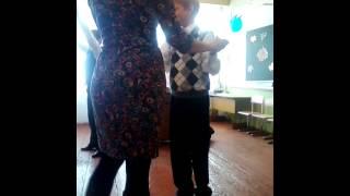 Барбузов танцует реп